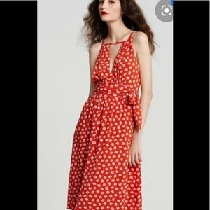 Lobster Red Marc by Marc Jacobs dress!